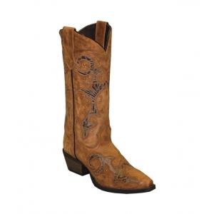 Abilene Women's Rawhide Western Boot Snip Toe- 5021