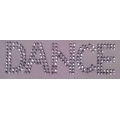 Crystal Rhinestone Dance (Double Row)