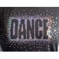 Sequin Dance Splatter (Long)